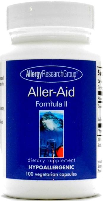 aller-aid-formula-II-100-vcaps