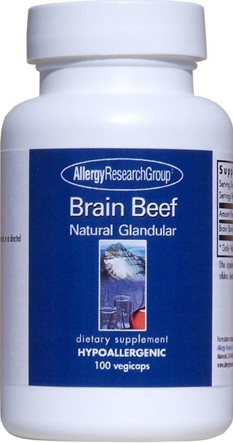 Brain Beef Natural Gladular