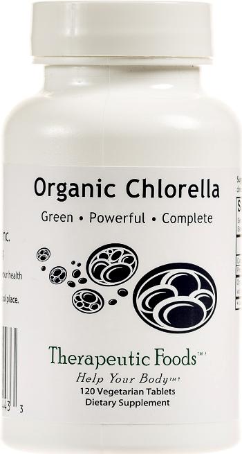 organic-chlorella