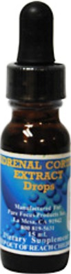 Adrenal Cortex Extract .5 ounce