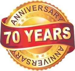 70 aniversary